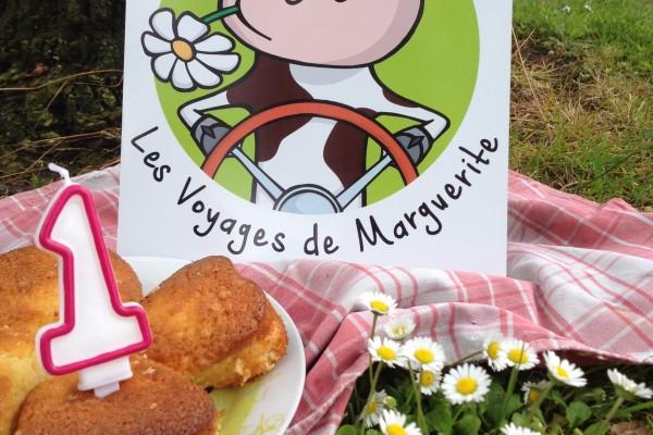 Joyeux anniversaire Marguerite